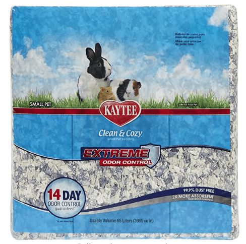 Kaytee Clean & Cozy Extreme Hamster Bedding 65L