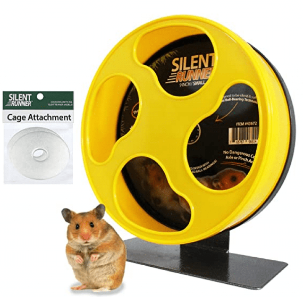 Best hamster cages and accessories for syrian hamsters