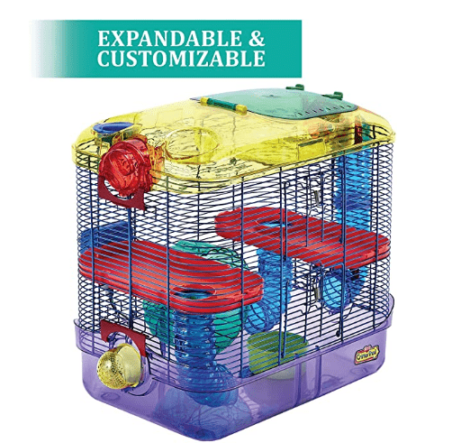 Kaytee Critter Trail 2-Level Hamster Cage