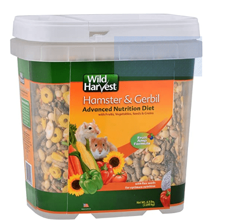 Advanced Nutrition Diet For Hamsters Or Gerbils