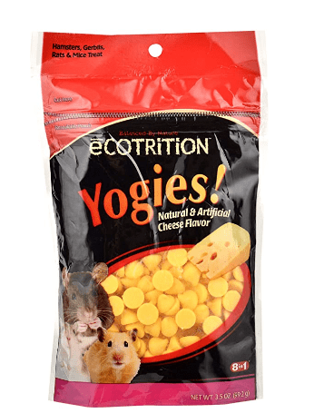 Yogies for Hamsters/Gerbils/Rats, 3.5-Ounce